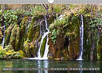 Herbstimpressionen Plitvicer SeenAT-Version (Wandkalender 2019 DIN A4 quer) - Produktdetailbild 1