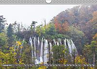 Herbstimpressionen Plitvicer SeenAT-Version (Wandkalender 2019 DIN A4 quer) - Produktdetailbild 2