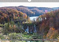 Herbstimpressionen Plitvicer SeenAT-Version (Wandkalender 2019 DIN A4 quer) - Produktdetailbild 12