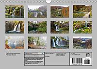Herbstimpressionen Plitvicer SeenAT-Version (Wandkalender 2019 DIN A4 quer) - Produktdetailbild 13