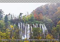 Herbstimpressionen Plitvicer SeenAT-Version (Tischkalender 2019 DIN A5 quer) - Produktdetailbild 2