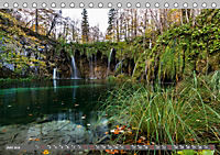 Herbstimpressionen Plitvicer SeenAT-Version (Tischkalender 2019 DIN A5 quer) - Produktdetailbild 6