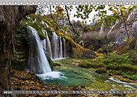 Herbstimpressionen Plitvicer SeenAT-Version (Tischkalender 2019 DIN A5 quer) - Produktdetailbild 7