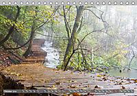 Herbstimpressionen Plitvicer SeenAT-Version (Tischkalender 2019 DIN A5 quer) - Produktdetailbild 10