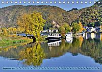 Herbstleuchten an der Mosel (Tischkalender 2019 DIN A5 quer) - Produktdetailbild 2