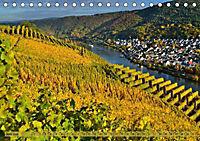 Herbstleuchten an der Mosel (Tischkalender 2019 DIN A5 quer) - Produktdetailbild 11