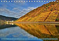 Herbstleuchten an der Mosel (Tischkalender 2019 DIN A5 quer) - Produktdetailbild 1