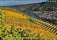Herbstleuchten an der Mosel (Tischkalender 2019 DIN A5 quer) - Produktdetailbild 6