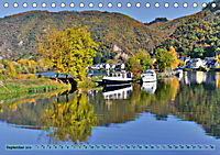 Herbstleuchten an der Mosel (Tischkalender 2019 DIN A5 quer) - Produktdetailbild 9