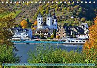 Herbstleuchten an der Mosel (Tischkalender 2019 DIN A5 quer) - Produktdetailbild 7