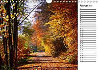 Herbstträume im Taunus (Wandkalender 2019 DIN A4 quer) - Produktdetailbild 2