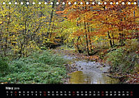 Herbstzauber in der Maisinger Schlucht (Tischkalender 2019 DIN A5 quer) - Produktdetailbild 3