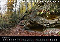 Herbstzauber in der Maisinger Schlucht (Tischkalender 2019 DIN A5 quer) - Produktdetailbild 2