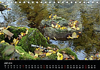 Herbstzauber in der Maisinger Schlucht (Tischkalender 2019 DIN A5 quer) - Produktdetailbild 7