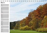 Herbstzauber in der Maisinger Schlucht (Tischkalender 2019 DIN A5 quer) - Produktdetailbild 5