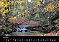 Herbstzauber in der Maisinger Schlucht (Wandkalender 2019 DIN A4 quer) - Produktdetailbild 1