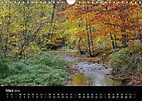 Herbstzauber in der Maisinger Schlucht (Wandkalender 2019 DIN A4 quer) - Produktdetailbild 3