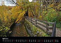 Herbstzauber in der Maisinger Schlucht (Wandkalender 2019 DIN A4 quer) - Produktdetailbild 4