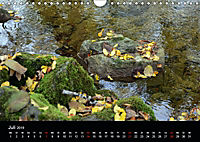 Herbstzauber in der Maisinger Schlucht (Wandkalender 2019 DIN A4 quer) - Produktdetailbild 7