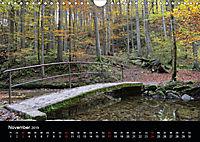 Herbstzauber in der Maisinger Schlucht (Wandkalender 2019 DIN A4 quer) - Produktdetailbild 11