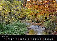 Herbstzauber in der Maisinger Schlucht (Wandkalender 2019 DIN A3 quer) - Produktdetailbild 3