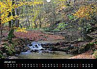 Herbstzauber in der Maisinger Schlucht (Wandkalender 2019 DIN A3 quer) - Produktdetailbild 1