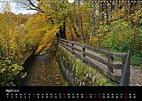 Herbstzauber in der Maisinger Schlucht (Wandkalender 2019 DIN A3 quer) - Produktdetailbild 4
