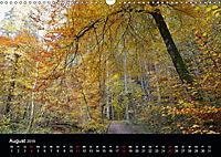 Herbstzauber in der Maisinger Schlucht (Wandkalender 2019 DIN A3 quer) - Produktdetailbild 8