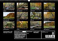 Herbstzauber in der Maisinger Schlucht (Wandkalender 2019 DIN A3 quer) - Produktdetailbild 13