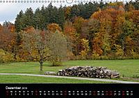 Herbstzauber in der Maisinger Schlucht (Wandkalender 2019 DIN A3 quer) - Produktdetailbild 12