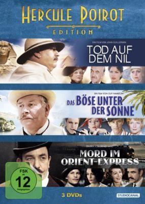 Hercule Poirot Edition, Agatha Christie
