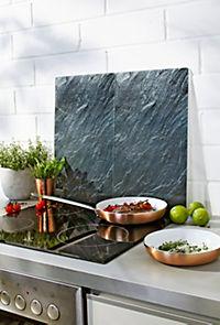 herdabdeckplatten schiefer 2er set bestellen. Black Bedroom Furniture Sets. Home Design Ideas