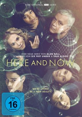 Here and Now - Staffel 1 DVD-Box