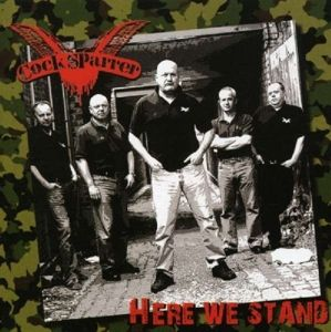 Here We Stand, Cock Sparrer