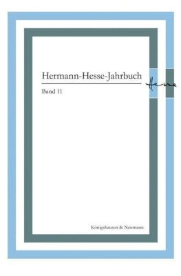 Hermann-Hesse-Jahrbuch