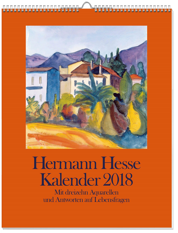 Hermann Hesse Kalender 2018 Kalender Bei Weltbild De Bestellen
