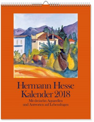 Hermann Hesse Kalender 2018