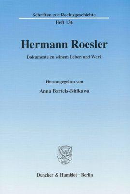 Hermann Roesler.