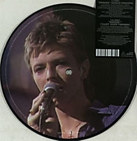 "Heroes (40th Anniversary Edition) (7"" Vinyl Picture Disc) - Produktdetailbild 1"