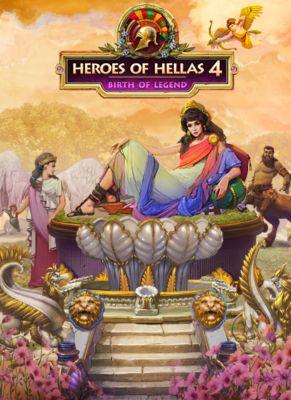 Heroes of Hellas 4: Birth of a Legend
