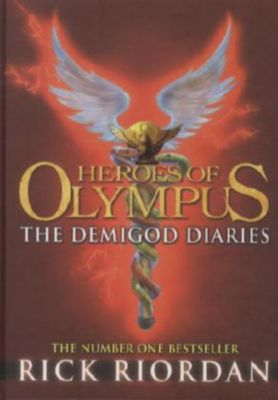 heroes of olympus the demigod diaries buch portofrei