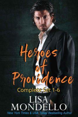 Heroes of Providence: Heroes of Providence (Complete Set 1-6), Lisa Mondello