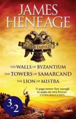 Heron Books: Rise of Empires Omnibus, James Heneage