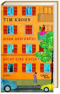 Herr Brechbühl sucht eine Katze, Tim Krohn
