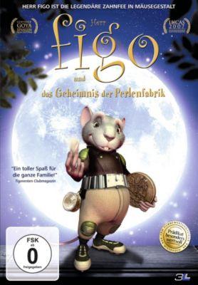 Herr Figo und das Geheimnis der Perlenfabrik, Film
