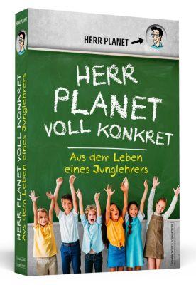 Herr Planet voll konkret - Herr Planet |