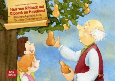 Herr von Ribbeck auf Ribbeck im Havelland, Kamishibai Bildkartenset - Theodor Fontane pdf epub