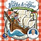 Herr Wolke und sein Freund Alfons: Zimt, Tomaten & Piraten