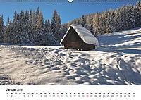 Herrliche Berglandschaften - Impressionen aus Österreich und BayernAT-Version (Wandkalender 2019 DIN A2 quer) - Produktdetailbild 1