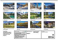 Herrliche Berglandschaften - Impressionen aus Österreich und BayernAT-Version (Wandkalender 2019 DIN A2 quer) - Produktdetailbild 13